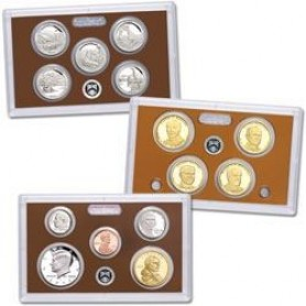 2014-S U.S Mint Proof Set