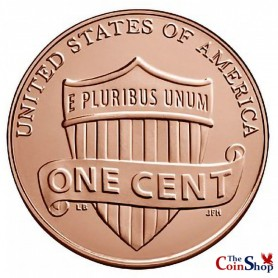 2017-P Lincoln Shield Cent
