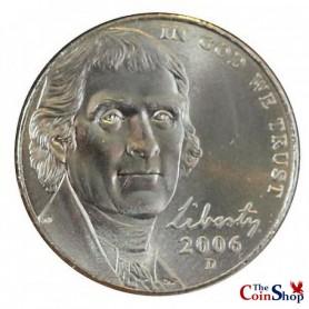 2006-D Jefferson Nickel