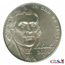 2009-D Jefferson Nickel