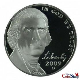 2009-S Jefferson Nickel
