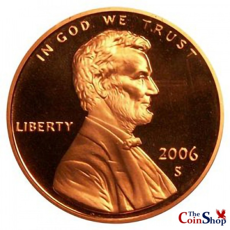 2006-S Lincoln Cent