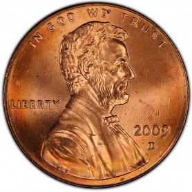 2009-D Early Childhood Bicentennial Lincoln Cent
