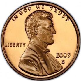 2009-S Presidency Bicentennial Lincoln Cent