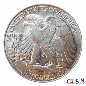 1920-P Walking Liberty Half Dollar
