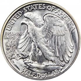 1920-S Walking Liberty Half Dollar