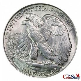 1936-P Walking Liberty Half Dollar