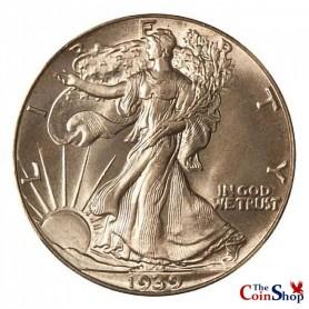 1939-P Walking Liberty Half Dollar