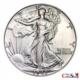 1943-D Walking Liberty Half Dollar Better Date