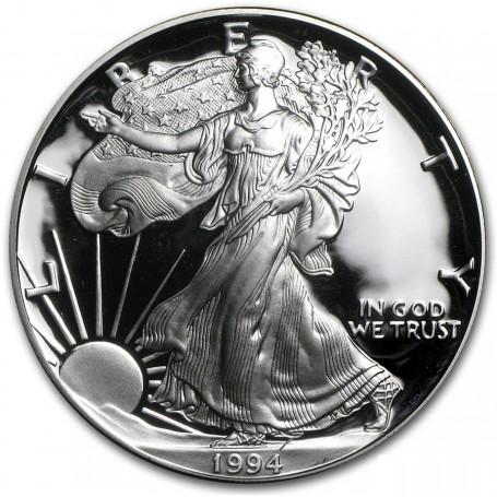 1994-P American Silver...