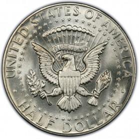 1965-P SMS Kennedy Half Dollar