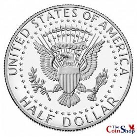 2018-S Kennedy Half Dollar - Proof