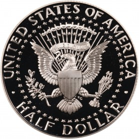 1999-S Silver Kennedy Half Dollar Proof