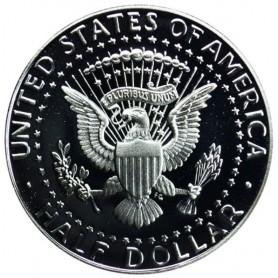 2002-S Silver Kennedy Half Dollar Proof