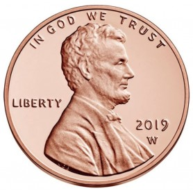 2019-W Special Edition Lincoln Cent