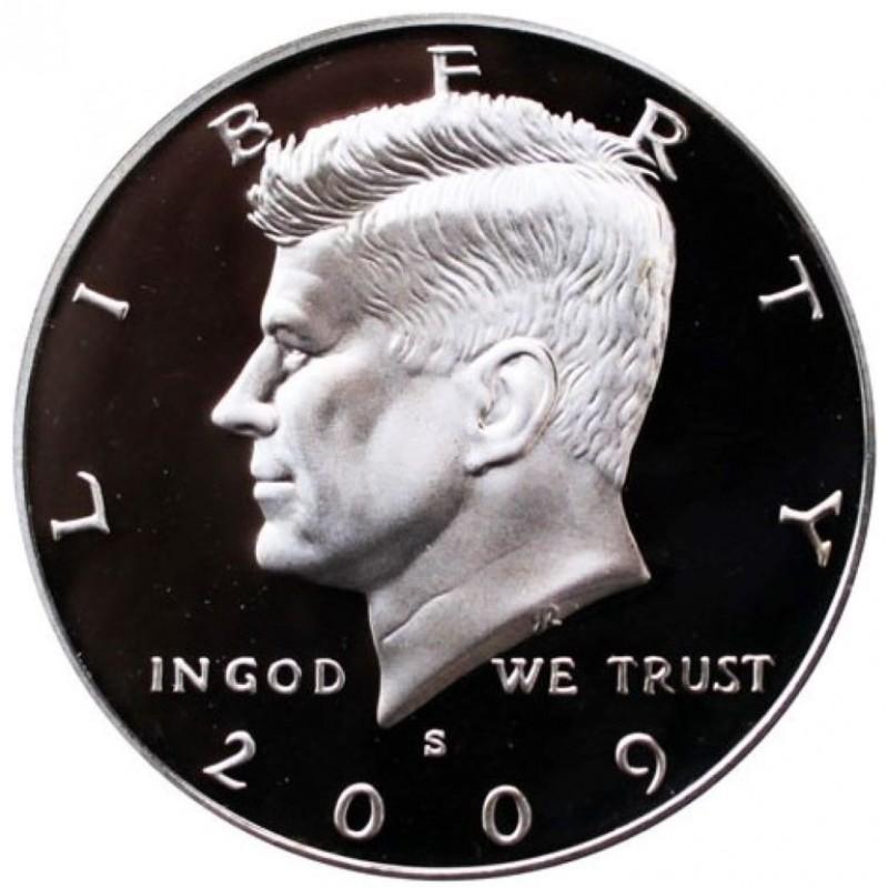 2009-S Silver Kennedy Half Dollar Proof