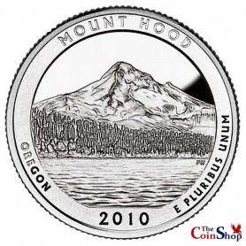 2010-S Mount Hood National Park Quarter Proof
