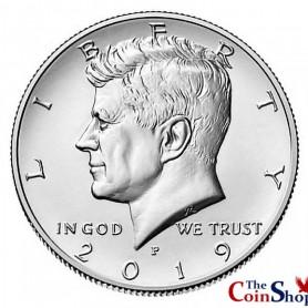 2019-P Kennedy Half Dollar