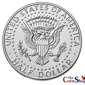2019-D Kennedy Half Dollar