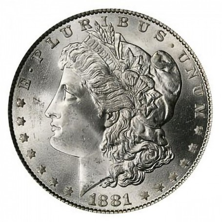 1878-S Morgan Silver Dollar, Early Date Hard to Find $1