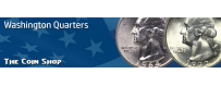 Washington Quarters  (1932-1998) | The Coin Shop
