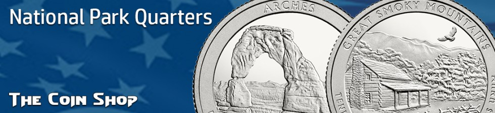 America's National Park Quarters  (2010-2021) | The Coin Shop
