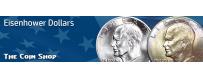 Eisenhower ( Ike ) Dollars (1971-1978) | The Coin Shop