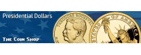 Presidential Dollars  (2007-Present) | The Coin Shop