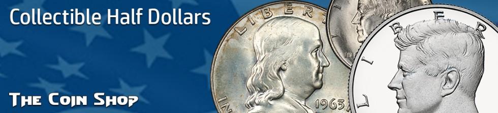 U.S. Half Dollars